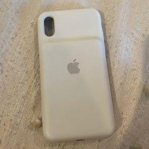 Apple Iphone X/XS Charging Phone Case
